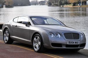 Used BENTLEY CONTINENTAL in Hampton Court, Surrey for sale