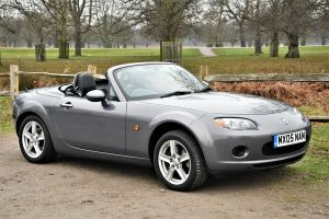 Used MAZDA MX-5 in Hampton Court, Surrey for sale