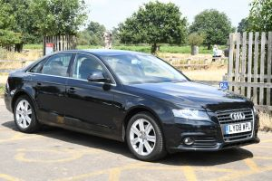 Used AUDI A4 in Hampton Court, Surrey for sale
