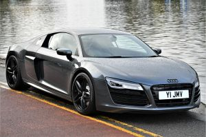 Used AUDI R8 in Hampton Court, Surrey for sale