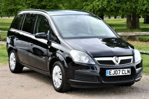 Used VAUXHALL ZAFIRA in Hampton Court, Surrey for sale