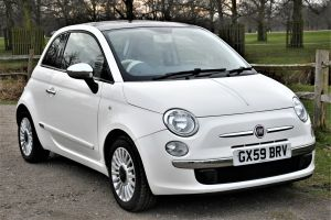 Used FIAT 500 in Hampton Court, Surrey for sale