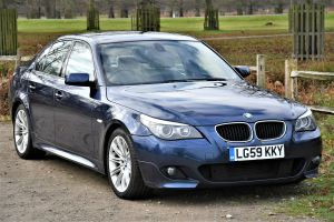 Used BMW 5 SERIES in Hampton Court, Surrey for sale