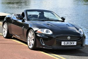 Used JAGUAR XKR in Hampton Court, Surrey for sale