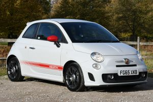 Used ABARTH 595 in Hampton Court, Surrey for sale