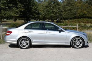 Used MERCEDES C-CLASS in Hampton Court, Surrey for sale