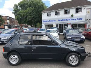Used PEUGEOT 205 in Hampton Court, Surrey for sale
