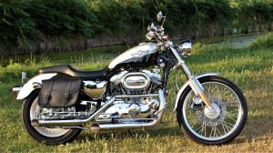 Used HARLEY DAVIDSON XLH 883 in Hampton Court, Surrey for sale