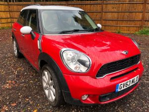Used MINI COUNTRYMAN in Hampton Court, Surrey for sale