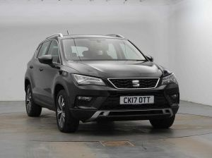 Used SEAT ATECA in Hampton Court, Surrey for sale