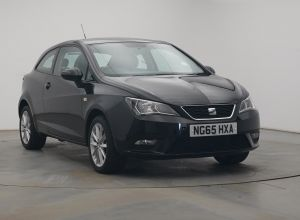 Used SEAT IBIZA in Hampton Court, Surrey for sale