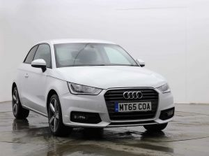 Used AUDI A1 in Hampton Court, Surrey for sale