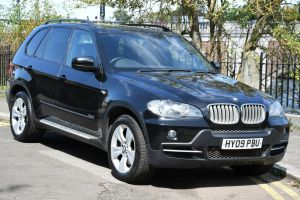Used BMW X5 in Hampton Court, Surrey for sale