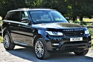 Used LAND ROVER RANGE ROVER SPORT in Hampton Court, Surrey for sale