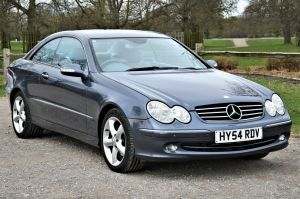 Used MERCEDES CLK in Hampton Court, Surrey for sale