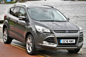 Used FORD KUGA in Hampton Court, Surrey for sale