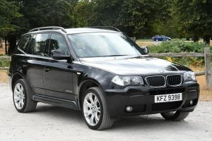 Used BMW X3 in Hampton Court, Surrey for sale