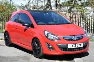 Used VAUXHALL CORSA in Hampton Court, Surrey for sale