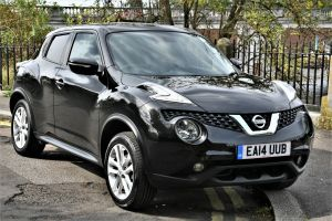 Used NISSAN JUKE in Hampton Court, Surrey for sale