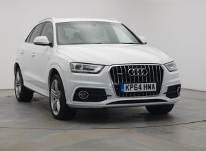 Used AUDI Q3 in Hampton Court, Surrey for sale