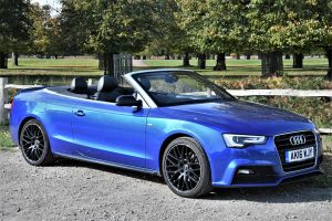 Used AUDI A5 in Hampton Court, Surrey for sale