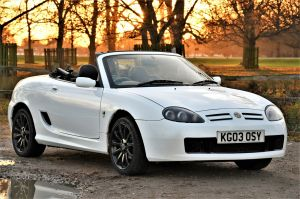 Used MG TF in Hampton Court, Surrey for sale